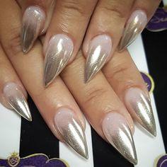 Stiletto nails @KortenStEiN                                                                                                                                                                                 More