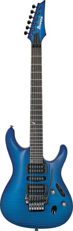 CHE BELLA!! #Ibanez Prestige Series S5470FSPB #Guitar
