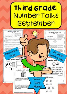 Number Talks organized and made manageable and engaging!