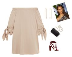 Angel by faylise on Polyvore featuring polyvore, fashion, style, TIBI, Gianvito Rossi, Clare V. and clothing