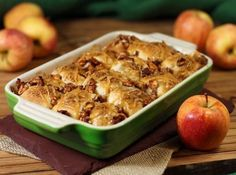 5 πανεύκολες συνταγές για φθινοπωρινά γλυκά με μήλα! Καλή απόλαυση!