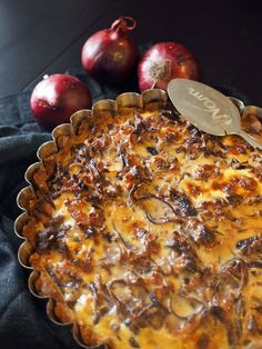Savory Pastry, Hawaiian Pizza, Tart, Good Food, Pie, Baking, Desserts, Recipes, Savory Foods