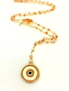La Bella Donna - γυναικεια κολιε ροζαρια Pendant Necklace, Personalized Items, Jewelry, Jewlery, Jewerly, Schmuck, Jewels, Jewelery, Drop Necklace