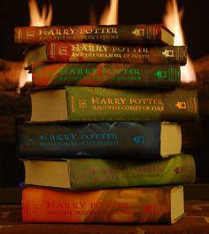 Harry Potter Series, JKRowling