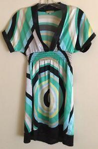 Beautiful Loona Paris Dress French Designer Sz-1/S