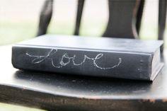 #blackboard #chalkboard #book