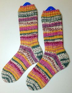 """HARRY POTTER - Color: """"Tonks"""" - Womens or Mens - Opal wool sock yarn - Hand Knit (O-119)"""