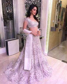 New Blouse Designs – Latest Saree Blouse Back Neck Designs - Buy lehenga choli online Indian Bridal Outfits, Indian Bridal Lehenga, Indian Bridal Wear, Indian Designer Outfits, Indian Dresses, Designer Dresses, Bridal Sarees, Latest Bridal Lehenga, Pakistani Bridal