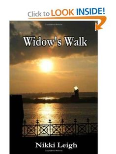 WIDOW'S WALK: Misty Cove Series - Set along Cape Ann coast, Mass in Gloucester  in the 1800s