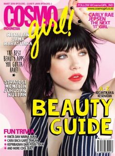 CosmoGirl! Indonesia March 2016 digital magazine - Read the digital edition by Magzter on your iPad, iPhone, Android, Tablet Devices, Windows 8, PC, Mac and the Web.