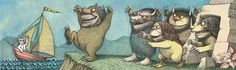 The Daily Glean: Bumble-Ardy: Maurice Sendak's valedictory kids' book