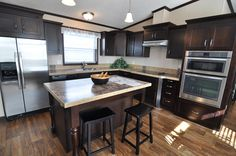 The Madison | Jandel Homes | stunning kitchens