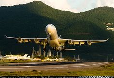 Airbus A340-313 aircraft picture
