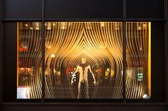 Gant Shop Window Display  Year: September 2014 Location: Regent Street, London Designer: Sybarite Architects Why: RIBA