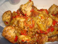 Pork Dishes, Chicken Wings, Cauliflower, Chicken Recipes, Cooking Recipes, Meat, Vegetables, Ethnic Recipes, Food