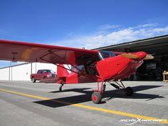 2007 Wag-Aero Wag-A-Bond (PA-15 Vagabond) for sale in (KVGT) Las Vegas, NV USA => http://www.airplanemart.com/aircraft-for-sale/Experimental-Homebuilt/2007-Wag-Aero-Wag-A-Bond-PA-15-Vagabond/11167/