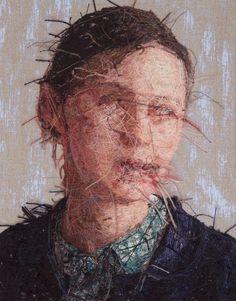 Les deux cotés d'une tapisserie, les deux faces d'une personne | The Creators Project