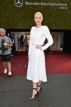 Pin for Later: Edel und nicht immer unschuldig: 22 Möglichkeiten Weiß zu tragen Franziska Knuppe