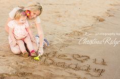 Family Beach Photography {photography by christina ridge}