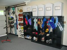 Love the organization tools on this site!  Can't wait to do this to my garage.