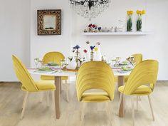 Cauti niste #scaune deosebite de #living? Găsesti noul model #alice de la @gustavliving numai la #Gobilier  Adu veselia in casa ta alături de noi. G(m)obilam împreună? Vezi promoțiile active pe www.gobilier.ro si #☎️ 0748048048 sau #📩 contact@gobilier.ro Ms Gs, Dining Chairs, Alice, Furniture, Home Decor, Decoration Home, Room Decor, Dining Chair, Home Furnishings