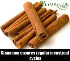 10 top herbal remedies for peri-menopausal symptoms. Cinnamon