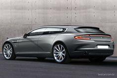 Astin Martin automobiles | Aston Martin Rapide SB 01