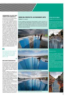 Insert agenda arte urbano - Diseño Gráfico 2 - Mazzeo