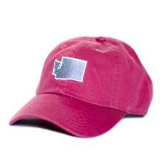 Washington Pullman Gameday Hat Red