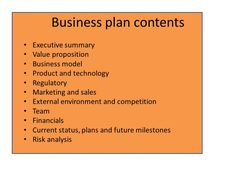 Mediterranean Restaurant Sample Business Plan  Executive Summary