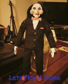 Saw Billy The Puppet Custom