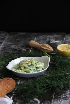 Armenian Cucumber & Dahi (Indian Yogurt) Salad