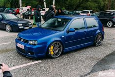 Golf mk4 Worthersee 2016