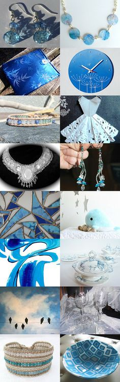 The Color of Sky by Sue Dickson on Etsy--Pinned with TreasuryPin.com