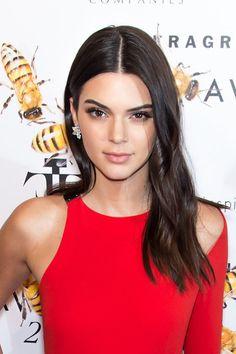 Kendall Jenner | 16 Famosos que demuestran que se puede cambiar mucho en siete años