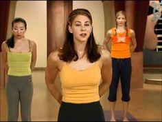 02 Basic Yoga Workout for Dummies Part 3 - YouTube