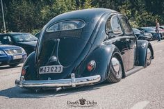 water is for cooking not for cooling — aircooled-bugs: Michael Mandl's bagged Ovali...