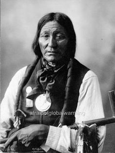 Photo 1890s White Buffalo Native American Arapahoe Indian | eBay