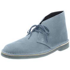 Clarks originals desert boot polacchine uomo blu 30ceec546f6