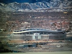 Sports Authority at Mile High Stadium Denver Colorado in Colorado Springs, CO