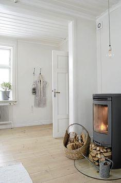Scandinavian cottage style, photo Helena Köhl for Lantliv