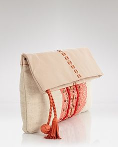 Isabella Fiore Convertible Clutch - Palm Springs Chloe