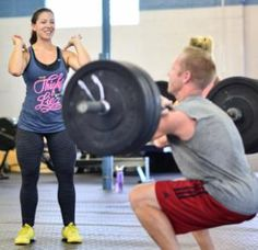 What Separates a CrossFit Coach From a Weightlifting Coach? | Breaking Muscle