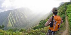 The 3 Most Awe-Inspiring Hikes in Maui - Lahaina Pali West (West slightly South),  Waihe'e Ridge Trail - (West / Central, Slightly Inland)  Haleakalā National Park (Summit Area)