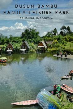 Bandung, Indonesia | Dusun Bambu Family Leisure Park | Bandung Weekend: Food and Shopping