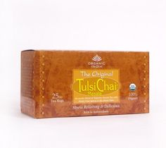 Organic Tulsi Chai Tea 25Bags at Rs.114 only!