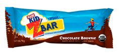 Preston is hooked to these kid Clif bars.....he likes chocolate chip the best.  So if your looking for a healthy snack for the kiddos, try these.
