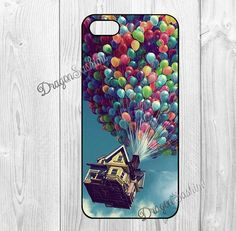 Disney balloon iphone 5 case iphone 5s case by DragonSashimi, $7.90