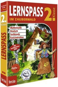 Lernspaß 2. Klasse - Im Zauberwald