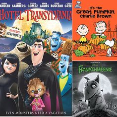 23 of the Best Halloween Movies For Kids